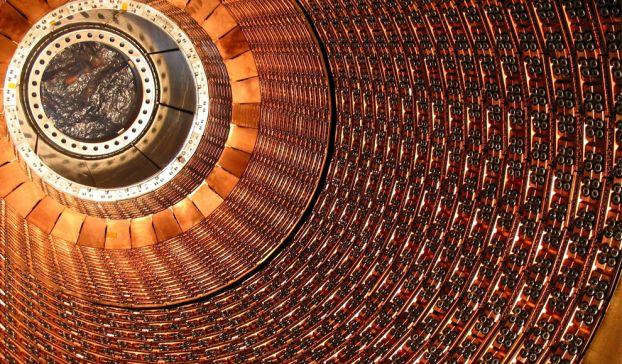 БАК - Большой андронный коллайдер - 2012