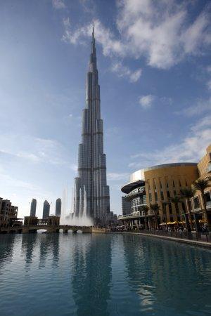 Бурдж Дубай - Burj Dubai