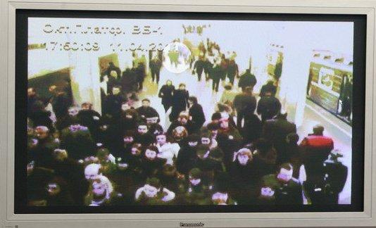 Взрыв в метров в Минске