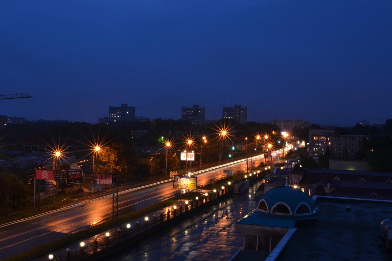 Веб камера – перекресток ул.Калинина и Уссурийского бульвара – Хабаровск
