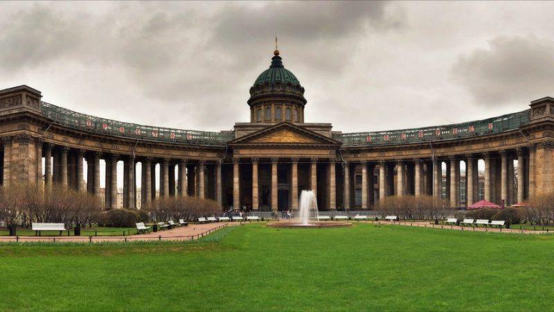 Казанский собор – Санкт-Петербург