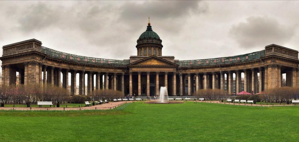 Веб камера – Казанский собор – Санкт-Петербург