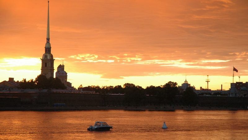 Петропавловская крепость - Санкт-Петербург, Россия