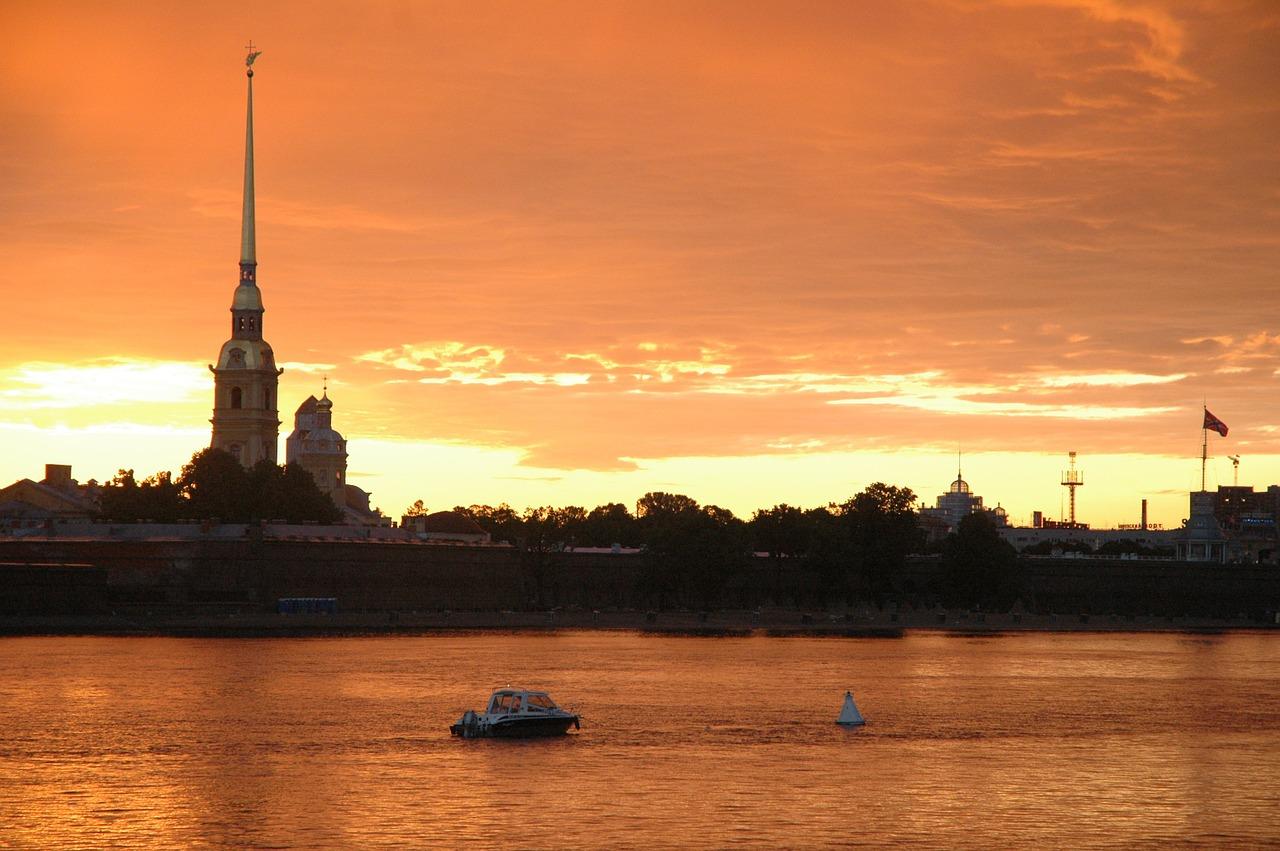 Веб камера – Обзор с Петропавловки – Санкт-Петербург
