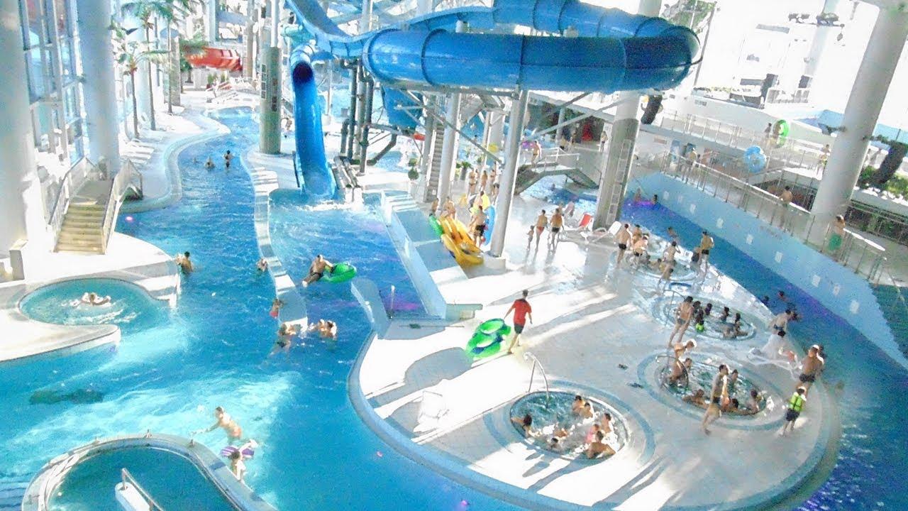Веб камера – аквапарк Лебяжий – Минск