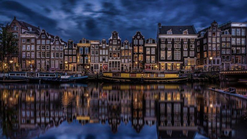Амстердам - Нидерланды