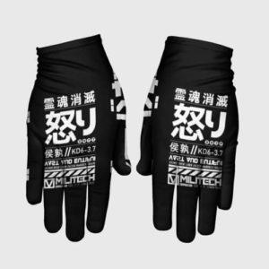 Перчатки 3D Cyperpunk 2077