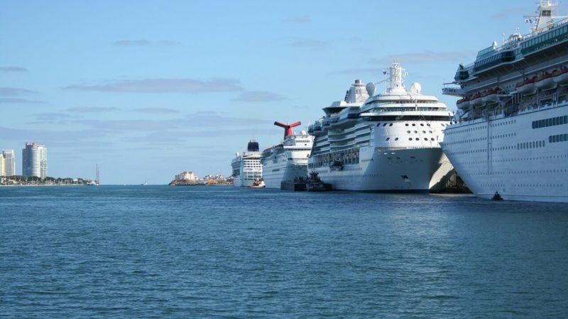 Порт Майами - США