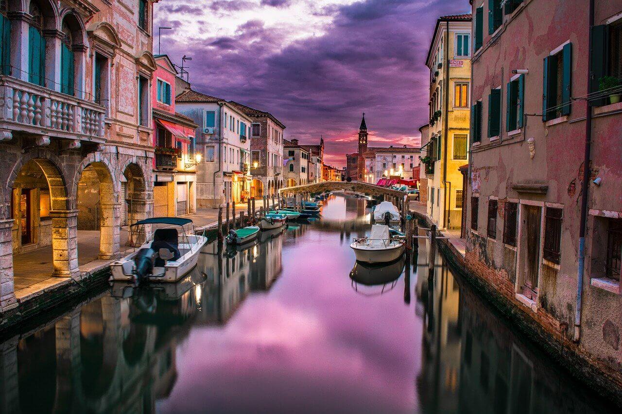 Веб камера — Венеция — Италия