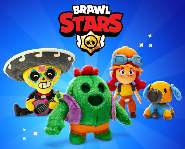 Майки Brawl Stars – футболки с игровыми персонажами